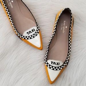 Kate Spade | Taxi Cab Flats